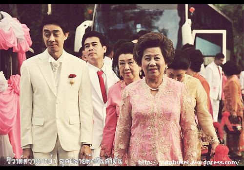 วิวาห์หวานบาบ๋า สุดปลายฟ้าอันดามัน ภูเก็ต ประเพณีวัฒนธรรมที่คงคู่ จ.ภูเก็ต Phuket-baba-wedding02